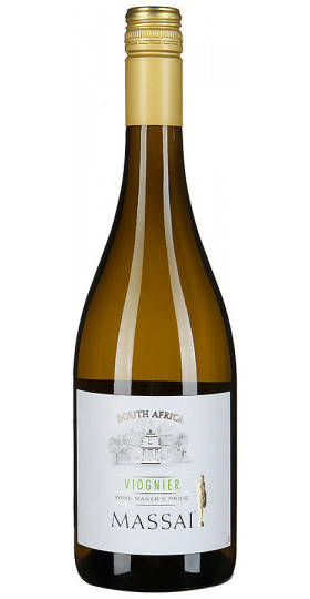 "Вино ""Massai"" Viognier, 2018, 0.75 л"