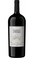 """Вино """"Puente de Piedra"""" Syrah-Malbec, 1.5 л"""