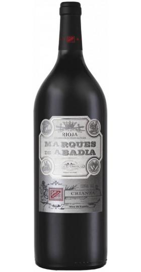 "Вино Bodegas El Cidacos, ""Marques de Abadia"" Crianza, Rioja DOC, 2015, 1.5 л"