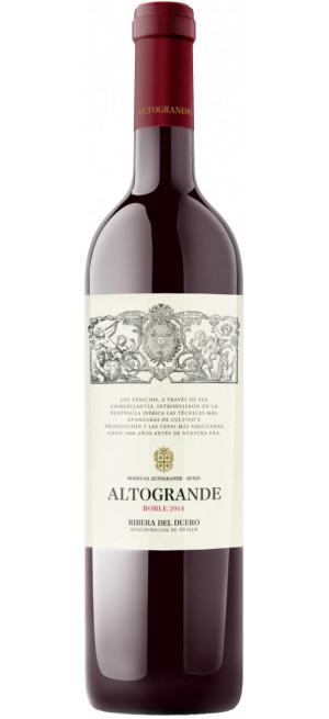 Вино Altogrande, Roble, Ribera del Duero DO, 2016, 0.75 л