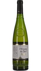 """Вино Vignobles Jeanjean, """"L'Etang de Sol"""" Picpoul de Pinet, 2017, 0.75 л"""