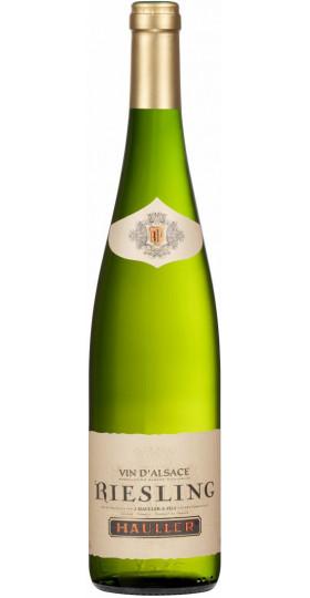 Вино J. Hauller & Fils, Riesling, Alsace AOC, 2018, 0.75 л