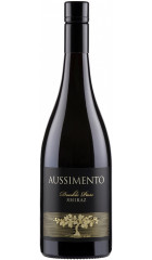 "Вино Aussimento, ""Double Pass"" Shiraz, 2018, 0.75 л"