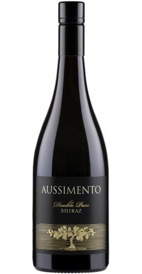 """Вино Aussimento, """"Double Pass"""" Shiraz, 2018, 0.75 л"""