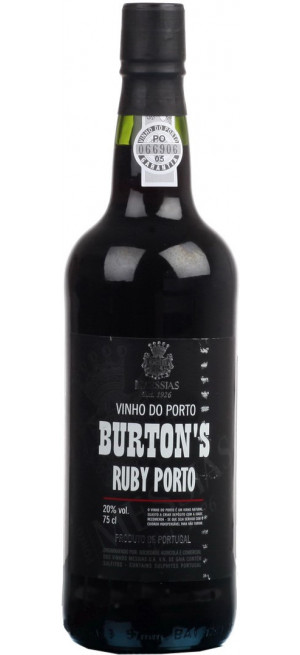 Портвейн Burton's, Ruby Porto, 0.75 л