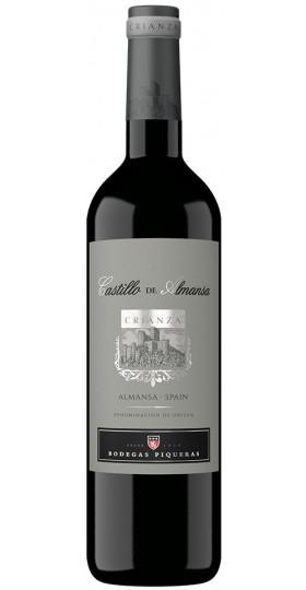 """Вино """"Castillo de Almansa"""" Crianza DO, 0.75 л"""