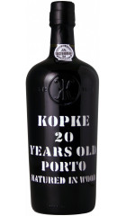Портвейн Kopke, 20 Years Old Porto, gift box 0.75 л