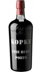 Портвейн Kopke, Fine Ruby Porto, 0.75 л