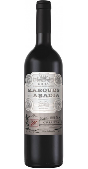 "Вино Bodegas El Cidacos, ""Marques de Abadia"" Crianza, Rioja DOC, 2014, 0.75 л"