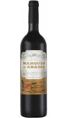 """Вино Bodegas El Cidacos, """"Marques de Abadia"""" Reserva, Rioja DOC, 2013, 0.75 л"""