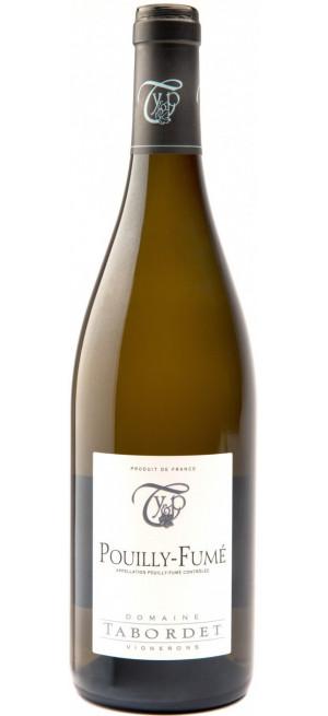 Вино Domaine Tabordet, Pouilly-Fume AOC, 2018, 0.75 л