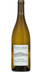 Вино Domaine Franck Millet, Sancerre Blanc AOC, 2018, 0.75 л