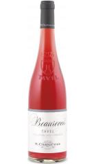 "Вино Tavel ""Beaurevoir"" AOC, 2017, 0.75 л"