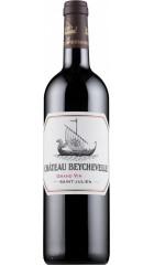 Вино Chateau Beychevelle Grand Cru Classe Saint-Julien AOC, 2014, 0.75 л