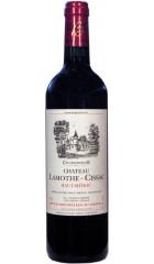 """Вино """"Chateau Lamothe-Cissac"""" Cru Bourgeois, Haut-Medoc AOC, 2014, 0.75 л"""