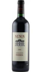 Вино Chateau Nenin, Pomerol AOC, 2014, 0.75 л