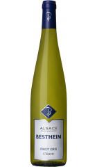 """Вино Bestheim, """"Classic"""" Pinot Gris, Alsace AOC, 2017, 0.75 л"""