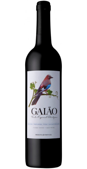 """Вино Herdade da Farizoa, """"Gaiao"""" Tinto, 0.75 л"""