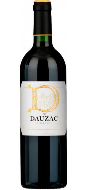 "Вино ""D de Dauzac"", Bordeaux AOC, 0.75 л"