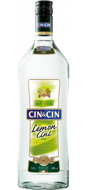 """Вермут """"Cin&Cin"""" Lemon Cini, 1 л"""