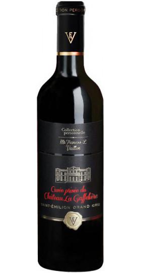 """Вино """"Collection personnelle. Mr Francois-L Vuitton"""", Cuvee Privee du Chateau La Gaffeliere, Saint-Emilion AOC, 2014, 0.75 л"""