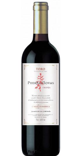 """Вино """"Puertas Novas"""" Crianza, Toro DO, 0.75 л"""