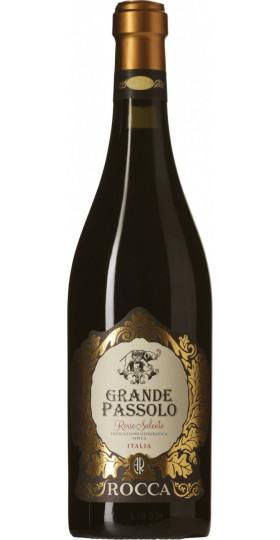 "Вино ""Rocca"" Grande Passolo, Rosso Salento IGT, 0.75 л"