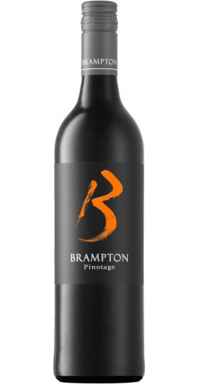 """Вино DGB, """"Brampton"""" Pinotage, 0.75 л"""