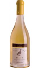 "Вино Domaine de Perdrycourt, Chablis ""Cuvee Elegance"" AOC, 2017, 0.75 л"