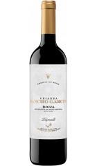 "Вино Patrocinio, ""Sancho Garces"" Crianza, Rioja DOC, 2015, 0.75 л"