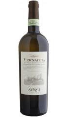 "Вино Sensi, ""Collegiata"" Vernaccia di San Gimignano DOCG, 0.75 л"