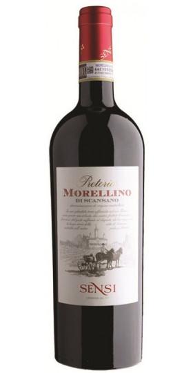 """Вино Sensi, """"Pretorio"""" Morellino di Scansano DOCG, 0.75 л"""