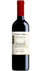 "Вино ""Terra Vega"" Reserva Carmenere, 2017, 0.75 л"