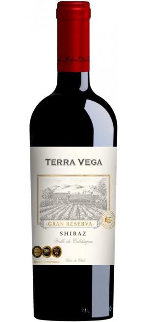 "Вино ""Terra Vega"" Gran Reserva Shiraz, 2017, 0.75 л"