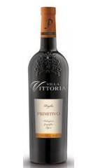 Вино Villa Vittoria Primitivo, 0.75 л