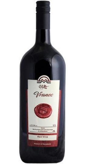 Вино Tikves, Vranec, 0.75 л