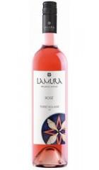 Вино Lamura BIO Rose Terre Seciliane, 0.75 л
