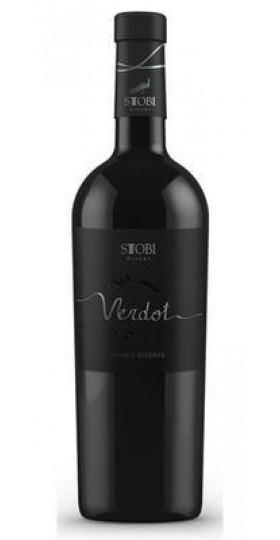 Вино Stobie Verdot Barrick, 0.75 л