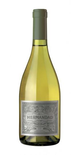 Вино Hermandad Chardonnay, 2018, 0.75л