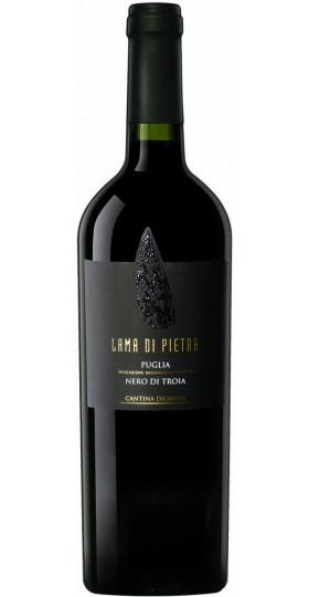 """Вино Cantina Diomede, """"Lama di Pietra"""" Nero di Troia, Puglia IGP, 0.75 л"""