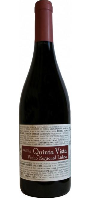 """Вино Quinta do Conde, """"Quinta Vista"""" Tinto, 2017, 0.75 л"""