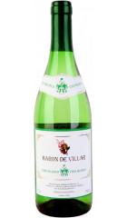 "Вино ""Baron de Villar"" Blanco Seco, 0.75 л"