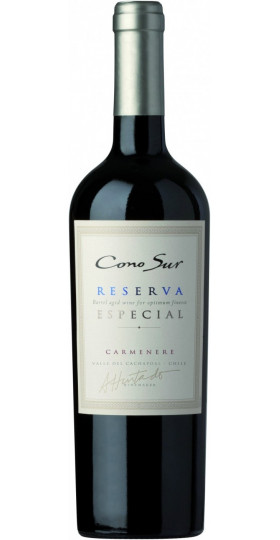 "Вино ""Reserva Especial"" Carmenere, Colchagua Valley DO, 2014, 0.75 л"