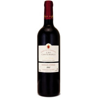 "Вино Cru Cantemerle ""Cuvee Prestige"", Bordeaux Superieur AOC, 2008, 0.75 л"