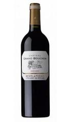 Вино Chateau Grand Bouchon Medoc AOC, 2015, 0.75 л