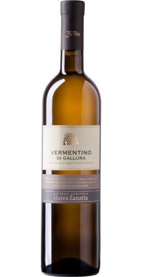 Вино Vigneti Zanatta, Vermentino di Gallura DOCG, 0.75 л