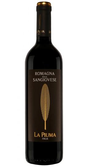 Вино La Piuma Sangiovese di Romagna, 2016, 0.75 л