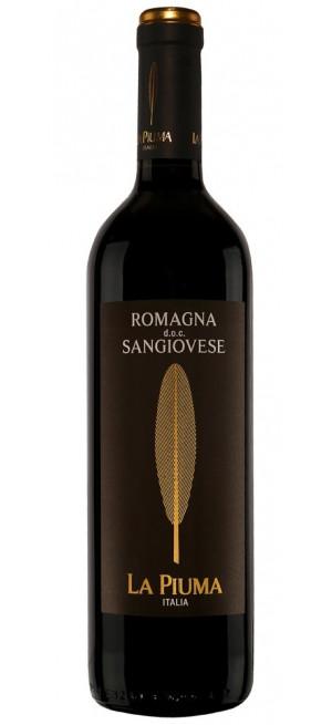 La Piuma Sangiovese di Romagna, 2016, 0.75 л