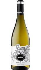 """Вино Pagos del Rey, """"Pulpo"""" Albarino, Rias Baixas DO, 2018, 0.75 л"""