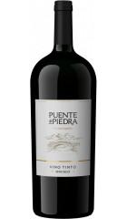 """Вино """"Puente de Piedra"""" Tinto Semi Seco, 1.5 л"""